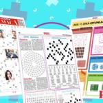GriCeviz Akıl ve Zeka Oyunları Soruları, Her Gün Posta Bulmaca Ekinde